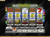 il gioco delle slot machine online corre su internet
