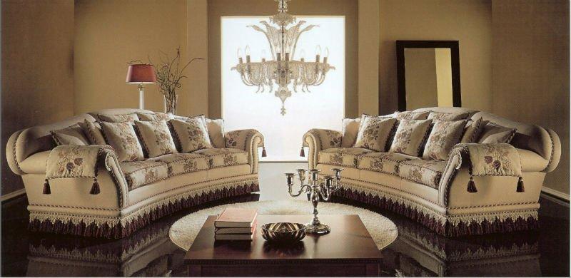 divani classici in tessuto prezzi